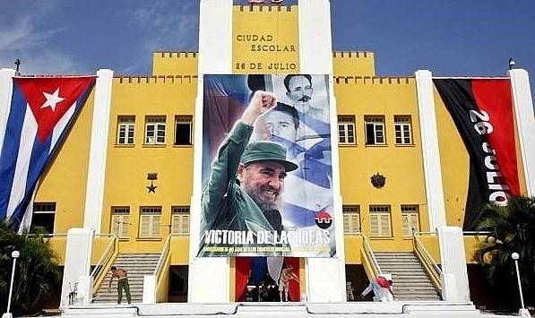 越南与古巴高举蒙卡达精神旗帜 决心战胜新冠疫情 hinh anh 1