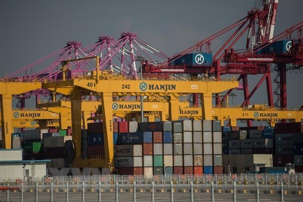 韩国提升与东盟的自贸协定的水平 hinh anh 1