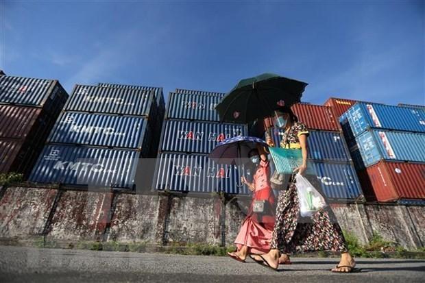 世界银行预测缅甸经济在2021财年将萎缩18% hinh anh 1