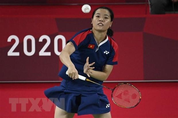 2020年东京奥运会:首战奥运,阮垂玲表现可圈可点 hinh anh 1