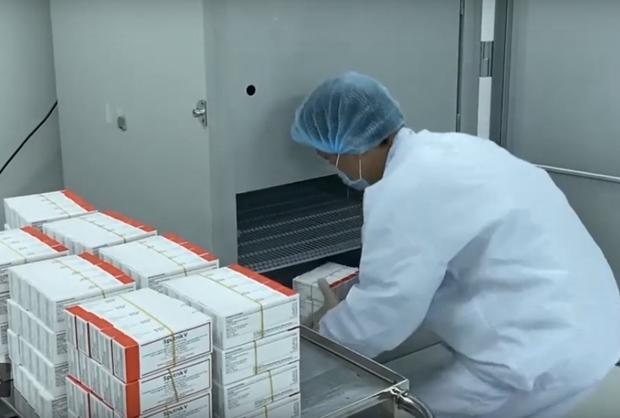 越南签署 3 份新冠疫苗技术转让合同 hinh anh 1
