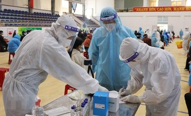 29日上午越南新增2821例本土确诊病例 其中胡志明市新增1715例 hinh anh 1