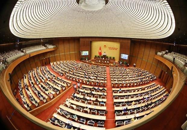 越南第十五届国会第一次会议圆满落幕 hinh anh 2