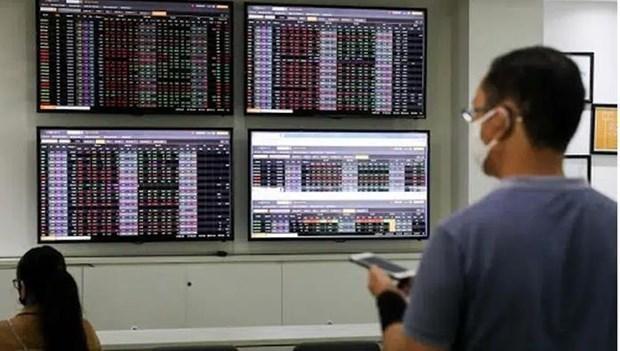 今日股市早盘:VN-Index收报1289点 hinh anh 1
