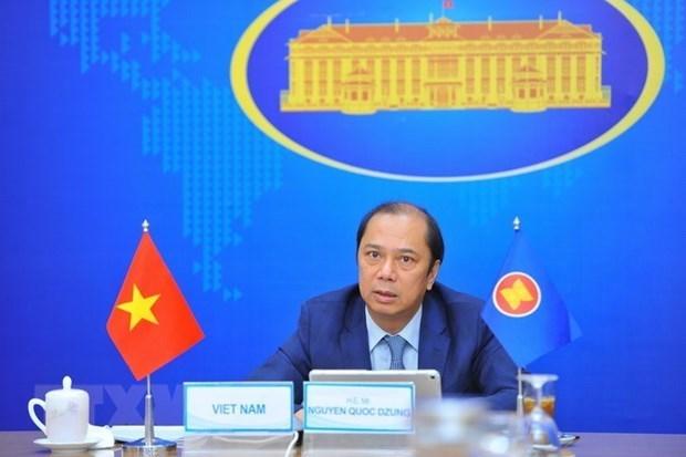 核查第54届东盟外长会和相关会议的准备工作 hinh anh 1