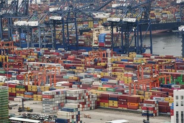 东盟与中国建立对话关系30年后贸易规模扩大85倍 hinh anh 1