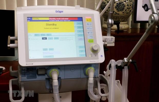 补充5.1万亿越盾购买防疫医疗设备和药物 hinh anh 1
