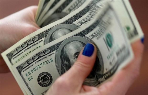 8月2日上午越盾对美元汇率中间价保持稳定 hinh anh 1