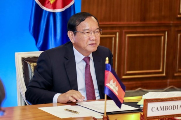 柬埔寨呼吁东盟巩固提升扶贫成果 hinh anh 1
