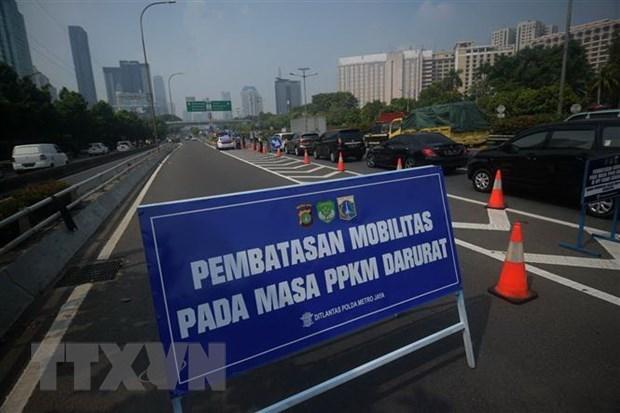 新冠疫情:印尼延长4级社区活动限制措施 马来西亚单日新增死亡病例创新高 hinh anh 1