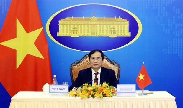 致力推动大湄公河次区域经济复苏 hinh anh 2