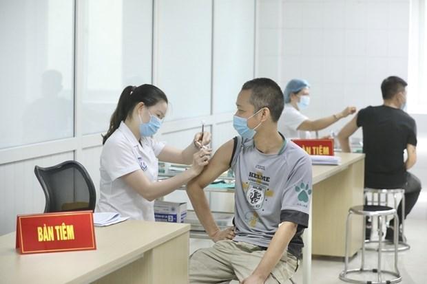 越南为新冠疫苗研发活动创造最为便利条件 hinh anh 1