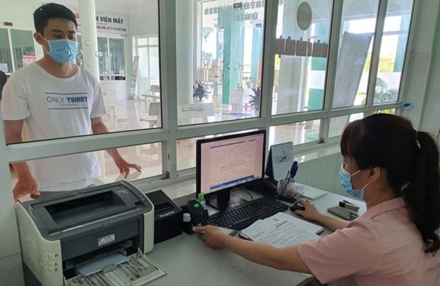 越南医保机构努力保障参保者权益 hinh anh 1