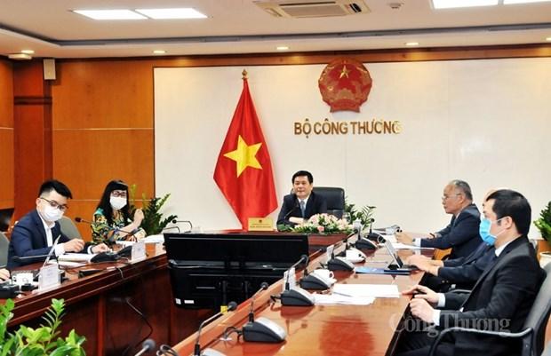 促进越南与中国广西壮族自治区的边贸发展 hinh anh 1