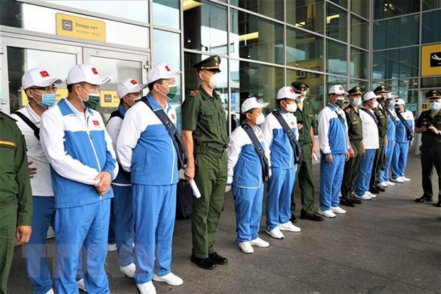 国际军事比赛是向国际友人推介越南风土人情和越南人民军形象的良好机会 hinh anh 1