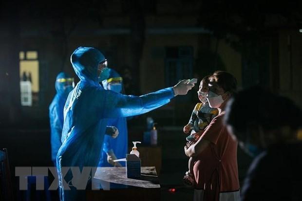 越南外交部例行记者会:为入境人员创造便利条件 hinh anh 1