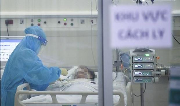 8月6日上午越南新增4009例新冠肺炎确诊病例 hinh anh 1