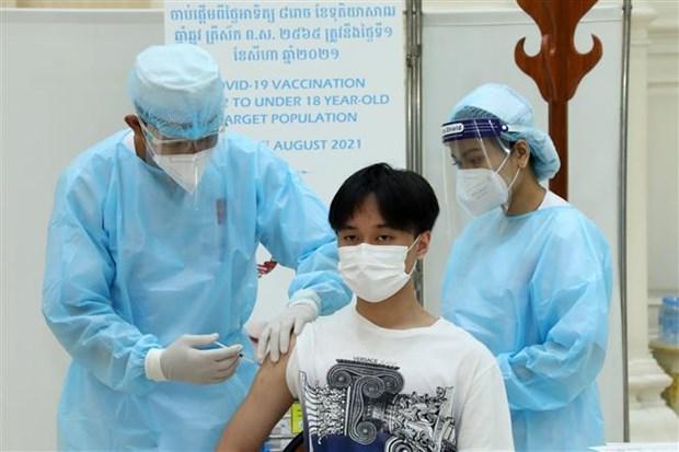 东南亚部分国家新冠肺炎疫情最新动态 hinh anh 2