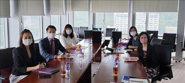 中国香港一流大学承诺每年向越南大学生提供15份奖学金 hinh anh 1