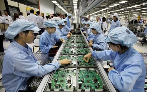 2021年上半年越南对美国出口额同比增长44.7% hinh anh 1
