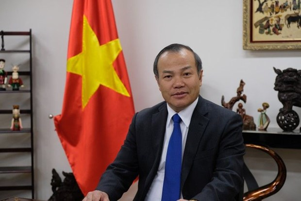 日本新潟县与越南各地方促进经济合作 hinh anh 1