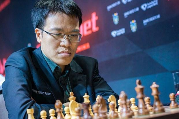 2021年Chessable大师赛收兵:越南棋手黎光廉获得亚军 hinh anh 1
