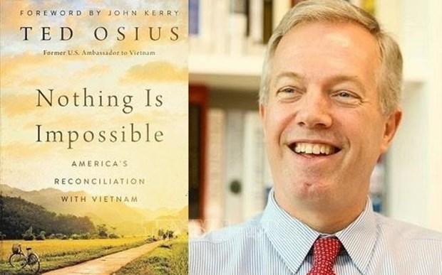 《没有什么是不可能的:越南与美国之间的和解进程》图书首发仪式以视频形式举行 hinh anh 1