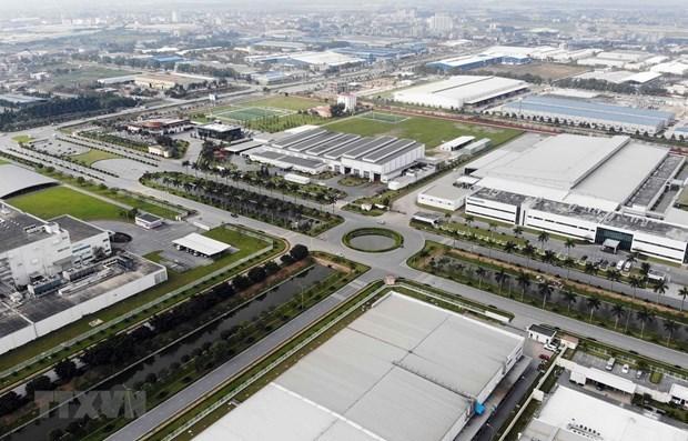 新加坡投资商加大对越南的物流地产行业的投资力度 hinh anh 1