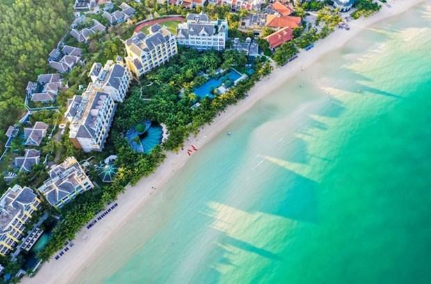 国际奖项—越南旅游业在疫情过后实现跨越式发展的巨大优势 hinh anh 2