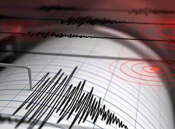 菲律宾南部海域发生6.9级地震 hinh anh 1
