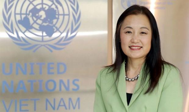 联合国人口基金驻越首席代表:为越南青年实现梦想创造便利条件 hinh anh 1