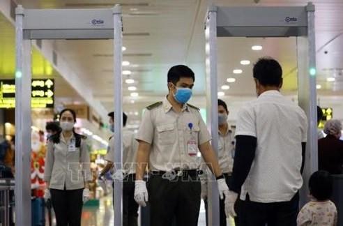 持有机票者到机场飞往国外时须满足哪些手续? hinh anh 1