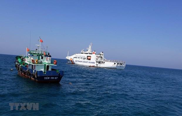 德国专家高度评价越南应对海上安全挑战的倡议 hinh anh 1