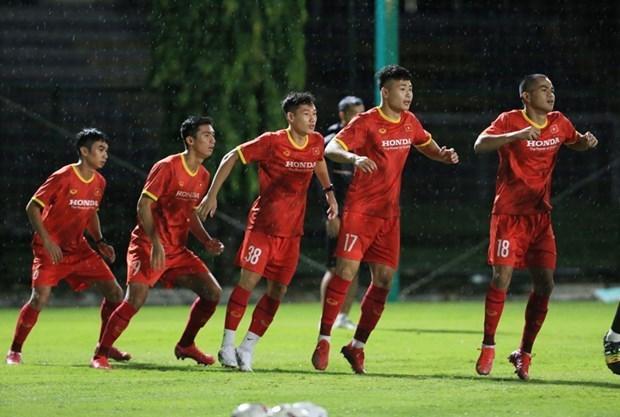 2022年U23亚洲杯预选赛:越南仅有两个对手 hinh anh 1