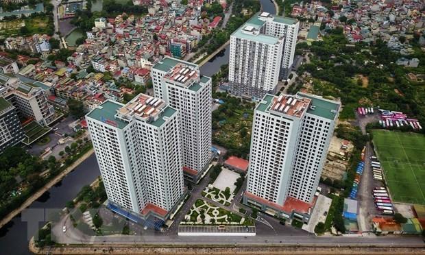 越南典范房地产交易所和项目表彰大会以线上形式举行 hinh anh 1