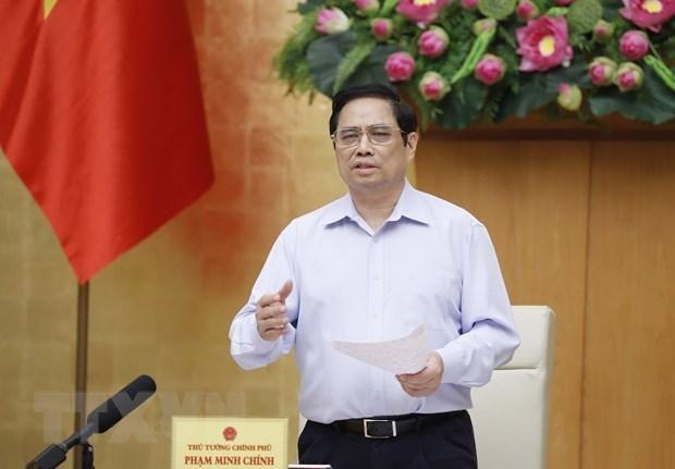 范明政总理:最好的疫苗系获得民用流通许可并来得最早、最及时的疫苗 hinh anh 1