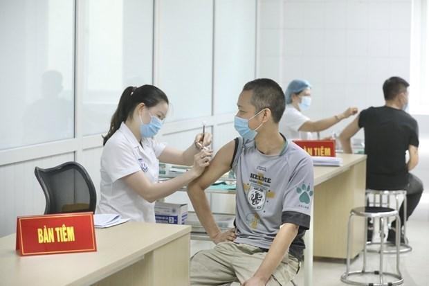 卫生部就扩大Nanocovax新冠疫苗三期临床试验范围的建议做出答复 hinh anh 1
