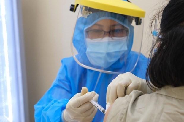 越南首款mRNA新冠疫苗正式进入一期临床试验 hinh anh 1