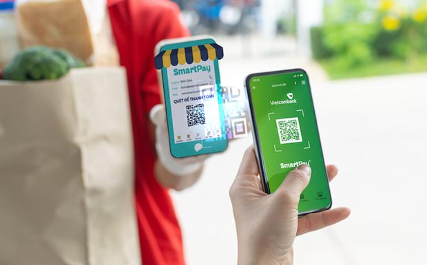 越南移动支付用户比例在世界上排名第三 hinh anh 1