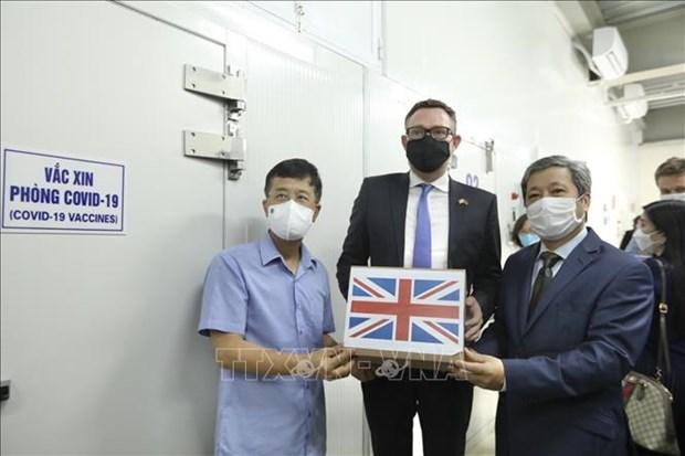 裴青山外长:尽最大努力争取获得更多新冠疫苗 hinh anh 2