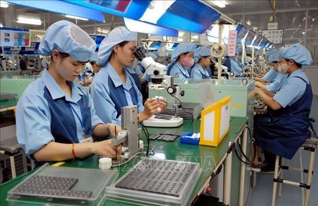 尽管疫情爆发外国投资仍涌入越南 hinh anh 1