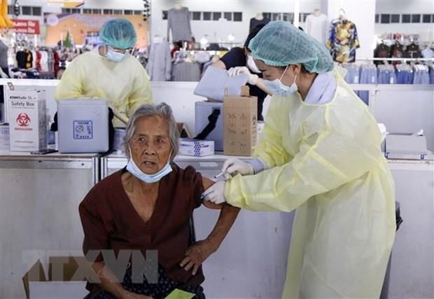 新冠肺炎疫情:老挝社区感染病例继续增加 泰国死亡病例增高 hinh anh 1