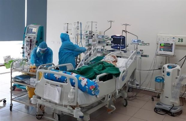卫生部向17所医院提供3万瓶瑞德西韦 用于治疗新冠肺炎 hinh anh 1