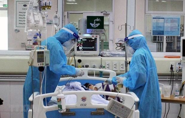 """胡志明市将新冠肺炎患者收治模式从 """"5层""""转为 """"3层"""" hinh anh 2"""