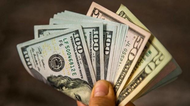 8月18日上午越盾对美元汇率中间价下调6越盾 hinh anh 1