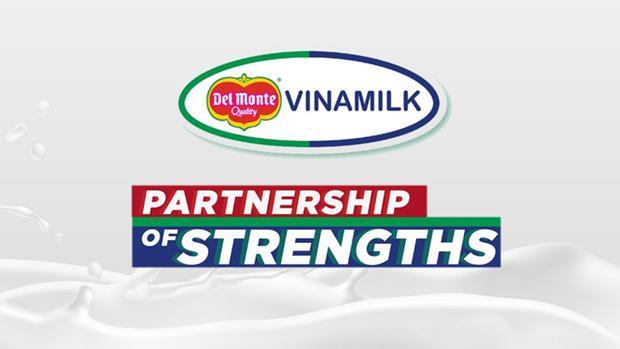 越南乳制品股份公司与菲律宾德尔蒙太平洋建立战略联盟 hinh anh 1