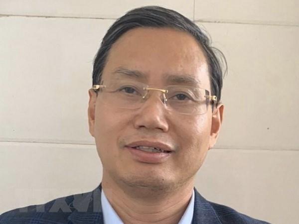 给予河内市人民委员会党组干事会(2016-2021年任期)警告处分 hinh anh 2