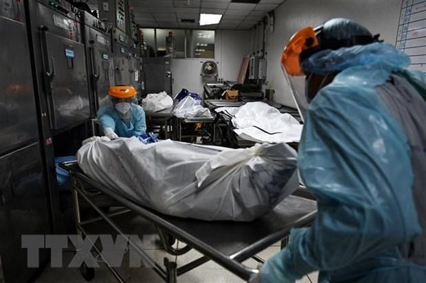 新冠肺炎疫情:老挝社区感染病例继续增加 泰国死亡病例增高 hinh anh 2