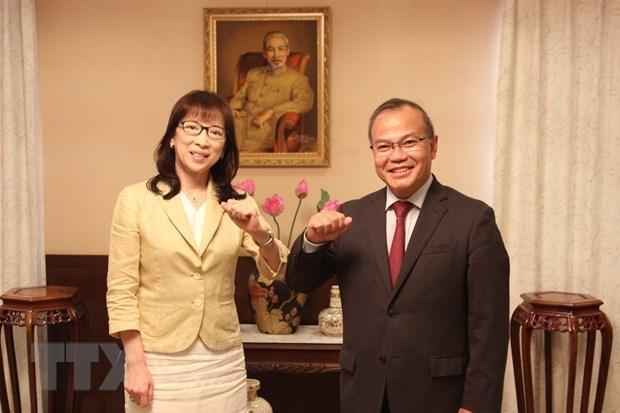 亚洲儿童照顾联合会有意扩大越南儿童癌症患者援助范围 hinh anh 1