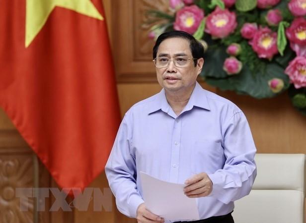 政府总理:全民要积极配合防控工作,为自己、社会和国家献力 hinh anh 1